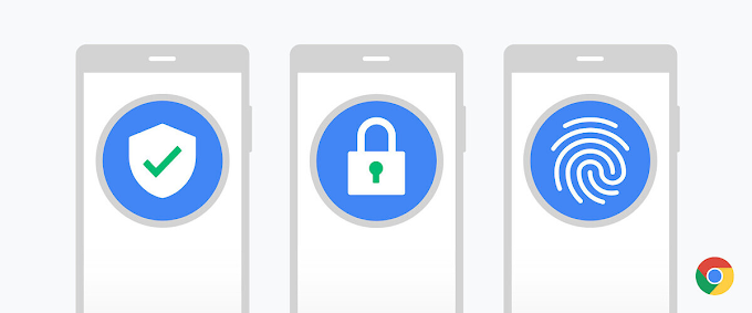 Chrome on ios and android will let you know if a password is compromised