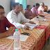 चकाई : किसान भवन में पंचायत समिति की बैठक आयोजित