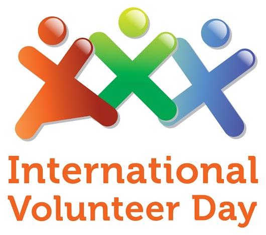 Čestitamo našim volonterima Međunarodni dan volontera