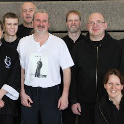 Wing Chun Seminar mit Trevor Jefferson am 06.04.2013