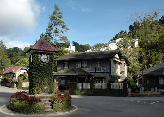 Bukit Fraser Tempat Percutian Popular di Negeri Pahang