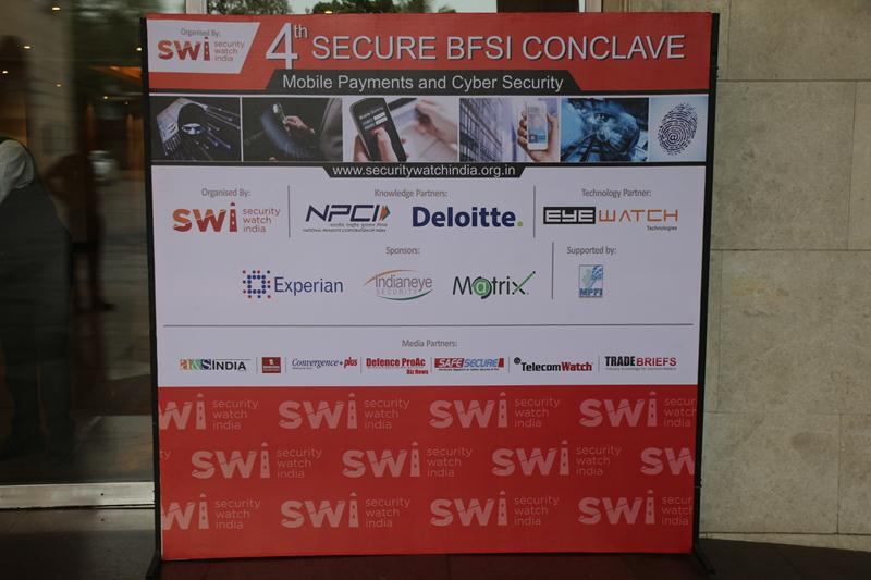 SWI 4th Secure BFSI Conclave - 1