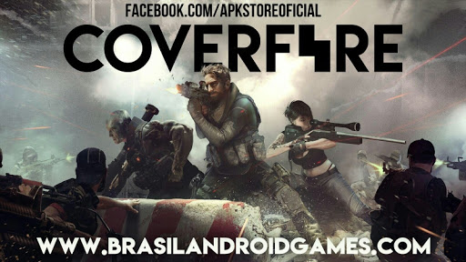 Download Cover Fire: shooting games v1.5.1 APK MOD CARTUCHOS INFINITO OBB Data - Jogos Android