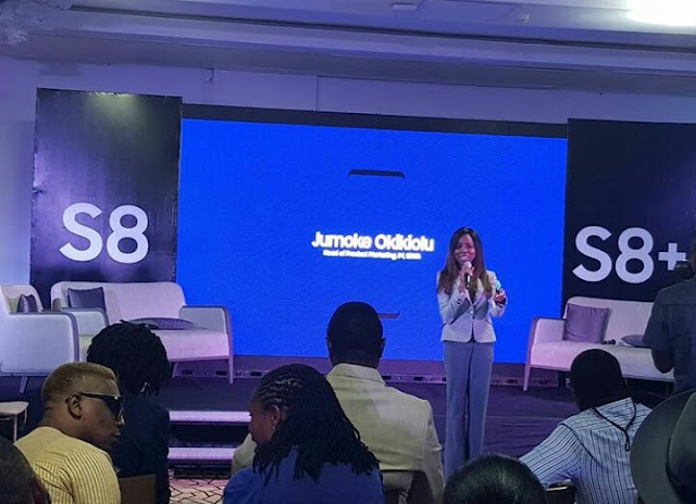 Photos From The Galaxy S8 Launch In Lagos, Nigeria 9