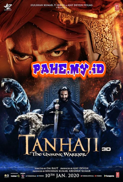 Tanhaji: The Unsung Warrior (2020) WEB-DL Subtitle Indonesia