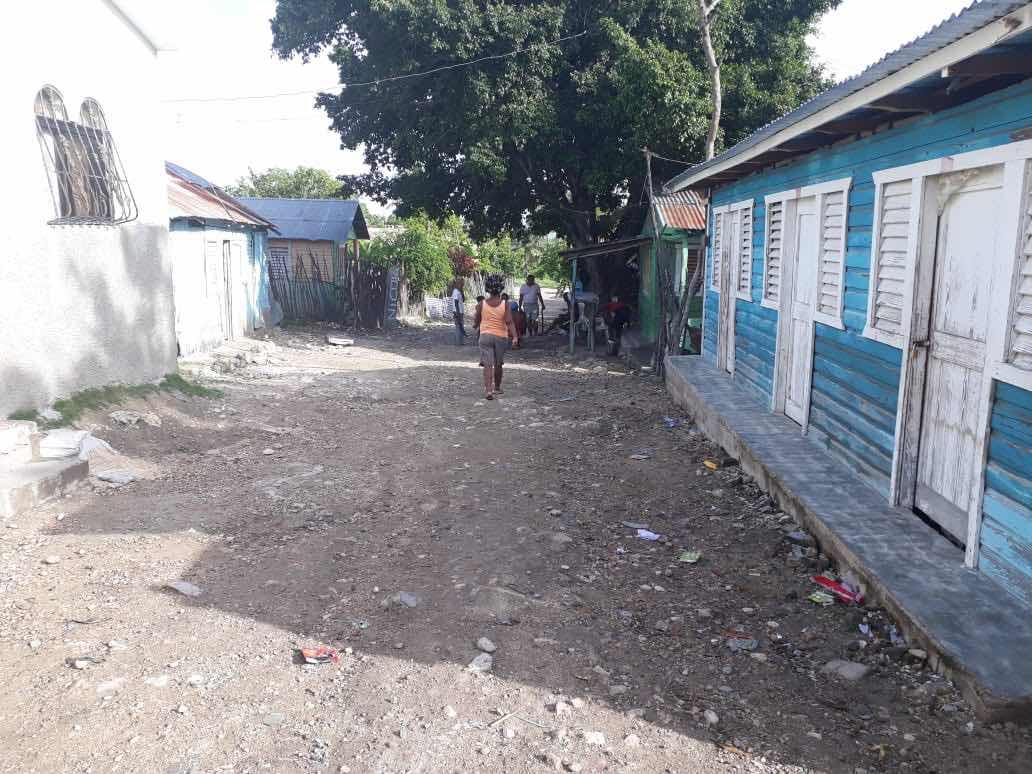 En Cabral de Barahona piden al gobierno ir en su auxilio ante calamidades por la que atraviesan