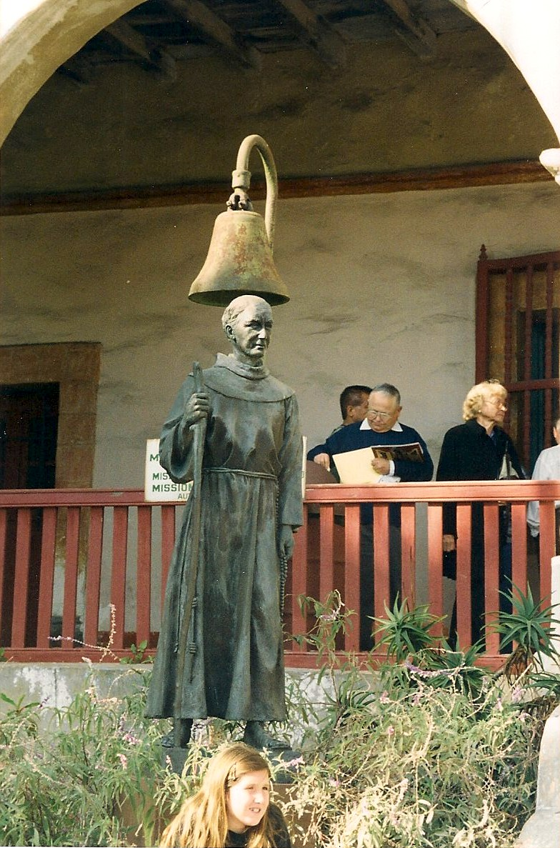 Western Sojourns: Travels with Camissonia: MISSION SANTA BARBARA ...