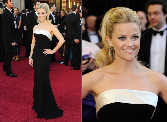 reese witherspoon oscars 2011 photos. REESE WITHERSPOON OSCARS 2011