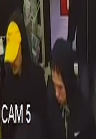 SUSPECTS 2 & 3