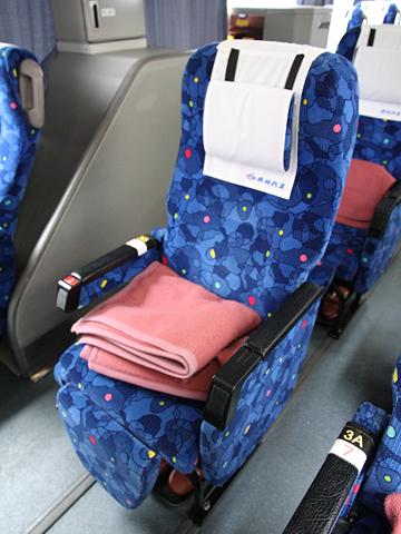 長崎自動車「オランダ号」 ・532 シート