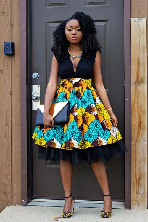 African Dress Patterns And Styles Designs Fashion 40D Magnificent African Dress Patterns