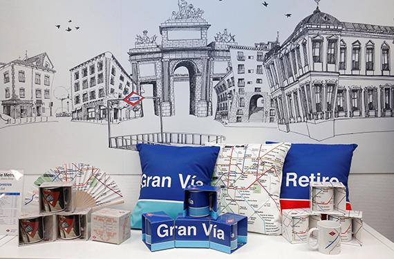 Nueva línea de productos de Metro en el centro de atención de Vodafone Sol