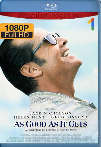 Mejor… Imposible [1997] [1080p BRrip] [Latino-Ingles] [HazroaH]