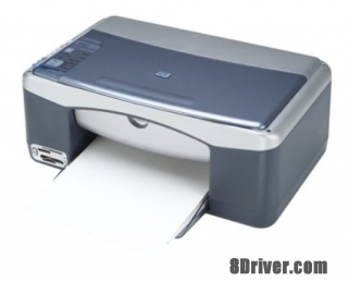 Download HP PSC 1350xi All-in-One Printer drivers & install