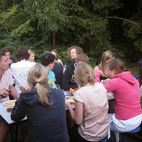 Eerstejaarsweekend (30 september 2011)2011