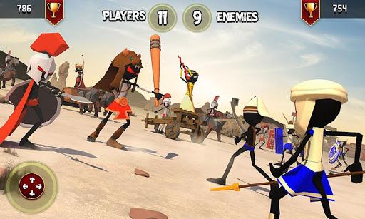 Persian Rise Up Battle Sim 1.0 screenshots 1