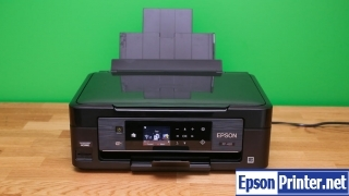 How to Reset Epson XP-111 flashing lights problem