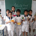 Raw and cooked vegtables Activity Grade 2B (10-8-2015)