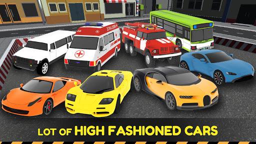 Car Parking Master android2mod screenshots 2