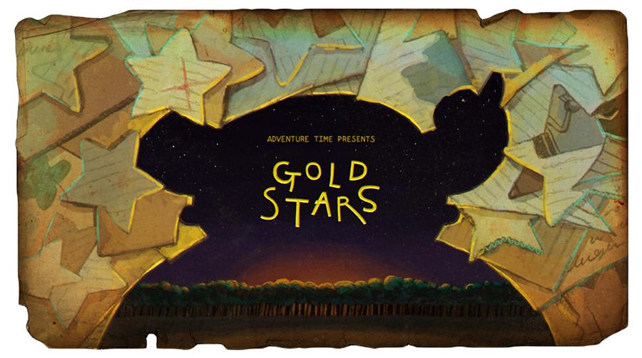Hora de Aventura: Estrelas de Ouro
