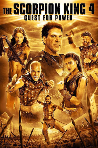 The Scorpion King 4- Quest For Power - Vua bò cạp 4