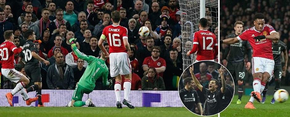 manchester united vs liverpool 2 1