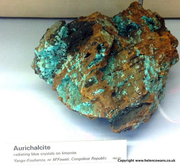 02 Aurichalcite