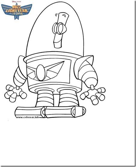 Woody y Buzz jugarycolorear  (29)