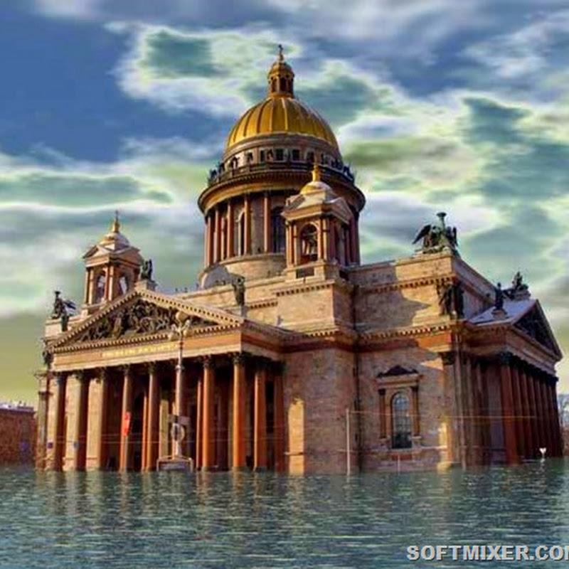 Самые известные наводнения в мире