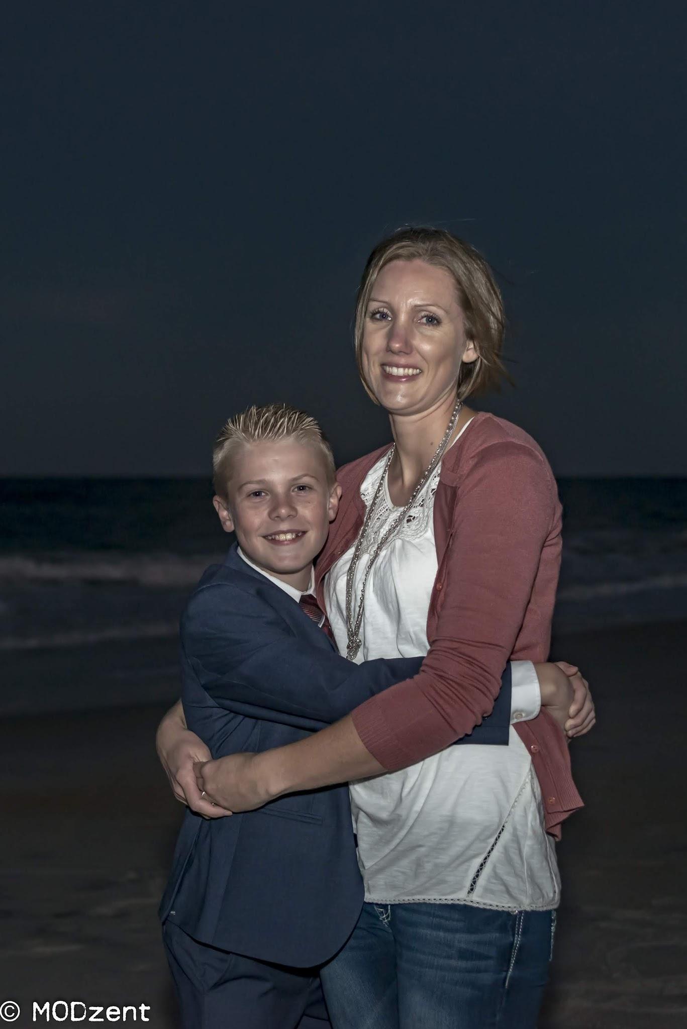 November 3, 2018 Ellis Family at the Beach