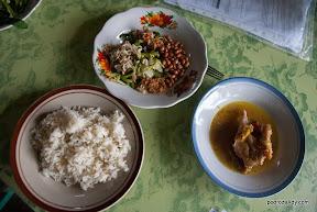 Ostatni posiłek na Bali