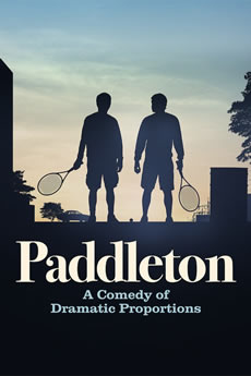 Capa Paddleton (2019) Dublado Torrent