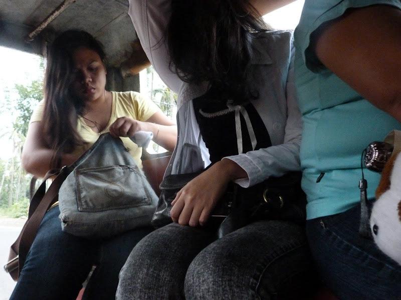 Retour vers Dawin en ''jeepney''