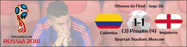 056 - colômbia 1-1 inglaterra