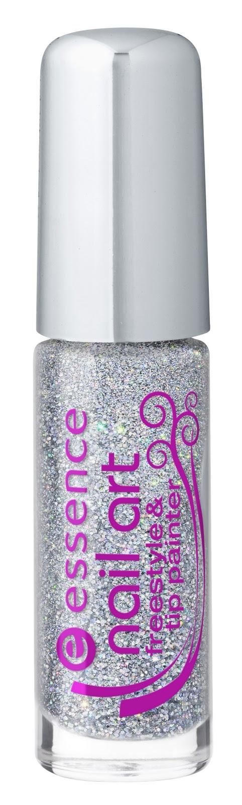 Essence Nail Art Stampy Polish Matte Creative Touch