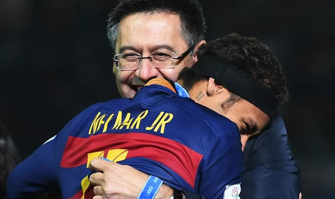 Barcelona President makes one final move to close Neymar signing