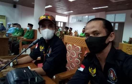 Diundang DPRD, Ketua Fordayak Pulpis tak Rela Generasi Hancur Gara-gara Miras