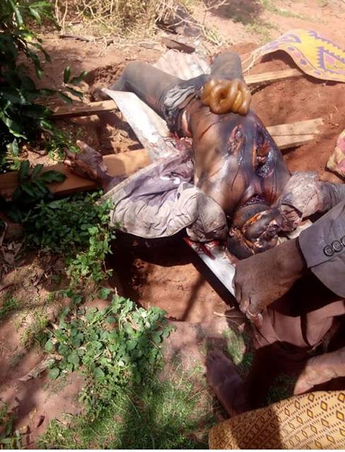 Farmers & Fulani Herdsmen Clash In Kogi, Many Killed (Viewers' Discretion Advised!!)  IMG_20180316_115810_552
