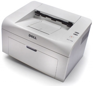 Get Dell 1100 Printer driver for Windows XP,7,8,10