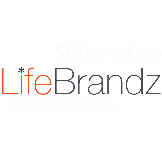 LIFEBRANDZ LTD. (L20.SI) @ SG investors.io