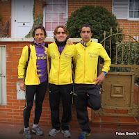 15 kms de Tres Cantos