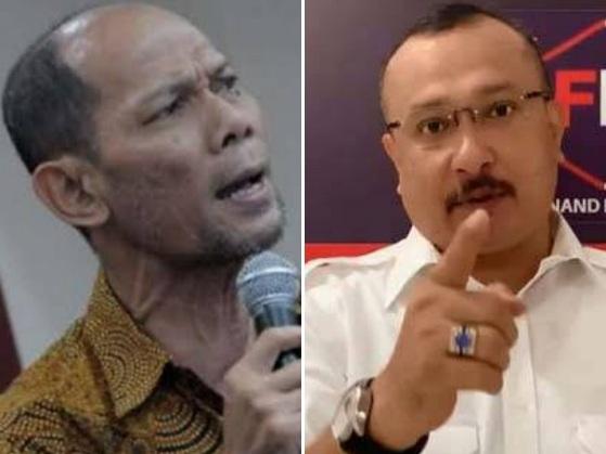 Pengamat Ichsanuddin Noorsy Singgung Pemerintahan Jokowi, Ferdinand: Buta Hati Kau
