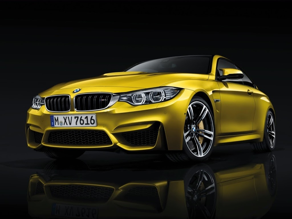 2015 BMW M4 Coupe 39