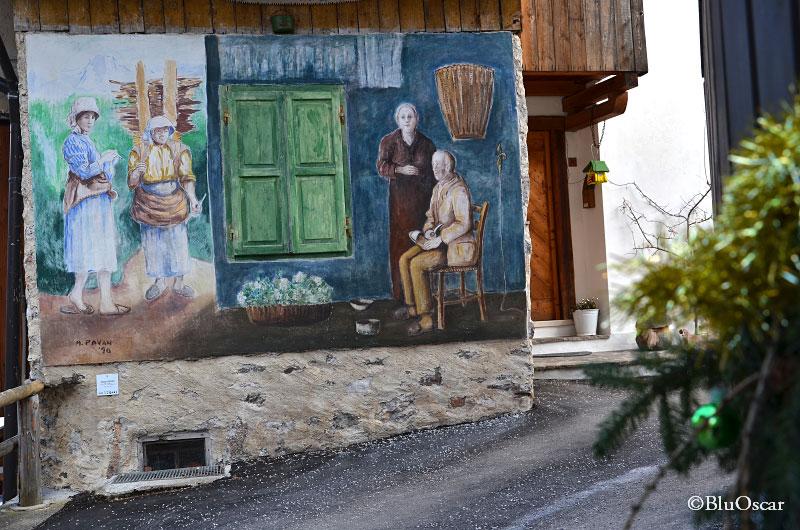 I murales di Cibiana 30 01 2019 N21