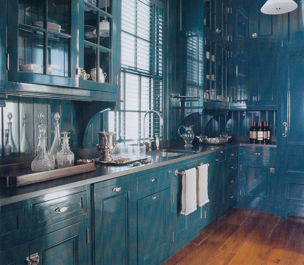 Home Plans: A new twist on an old classic....Butlers pantries!