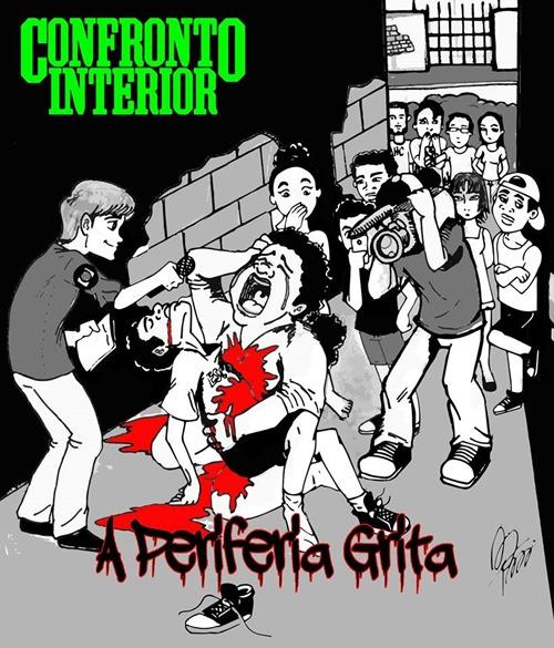 Confronto Interior - A periferia grita EP 2015