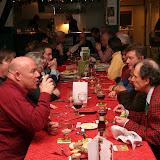 Kerstdiner dec 2009
