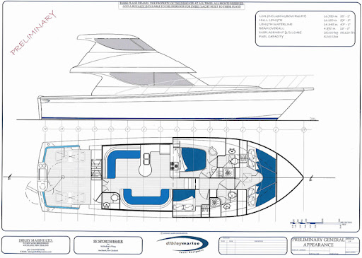 Dibley 55 Sportfishing Power Launch