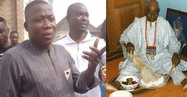Sunday Igboho's Charms Didn't Fail, He Fled To Prepare For Another Day Fight – Ifa Priest