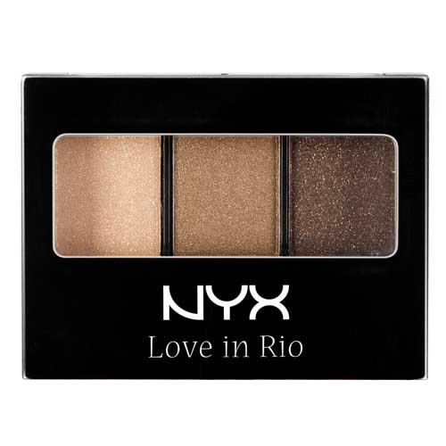 NYX LOVE IN RIO EYE SHADOW PALETTES